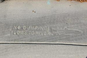Reducing impact of urban runoff