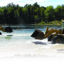 fluvial restoration