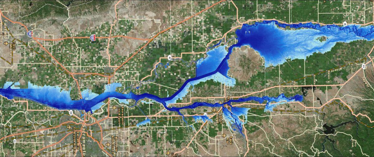 2d floodplain simulation